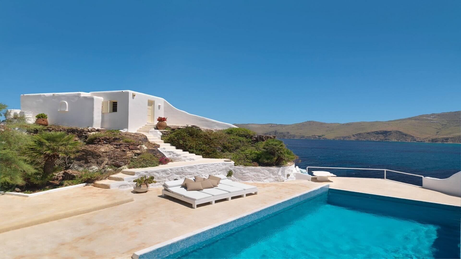 Villa Mathilde Ftelia Mykonos