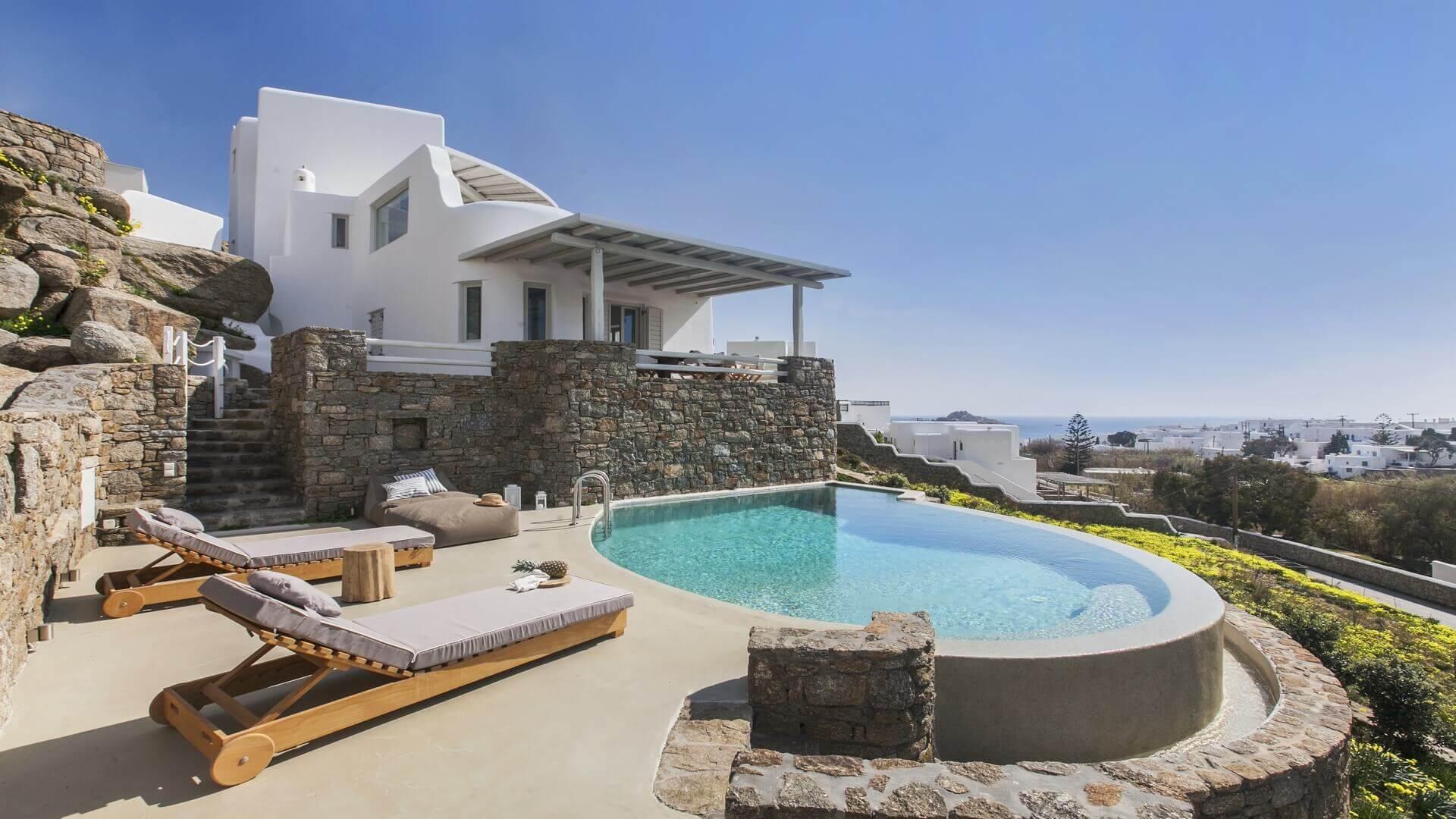 Villa Pandora Platis Gialos Mykonos