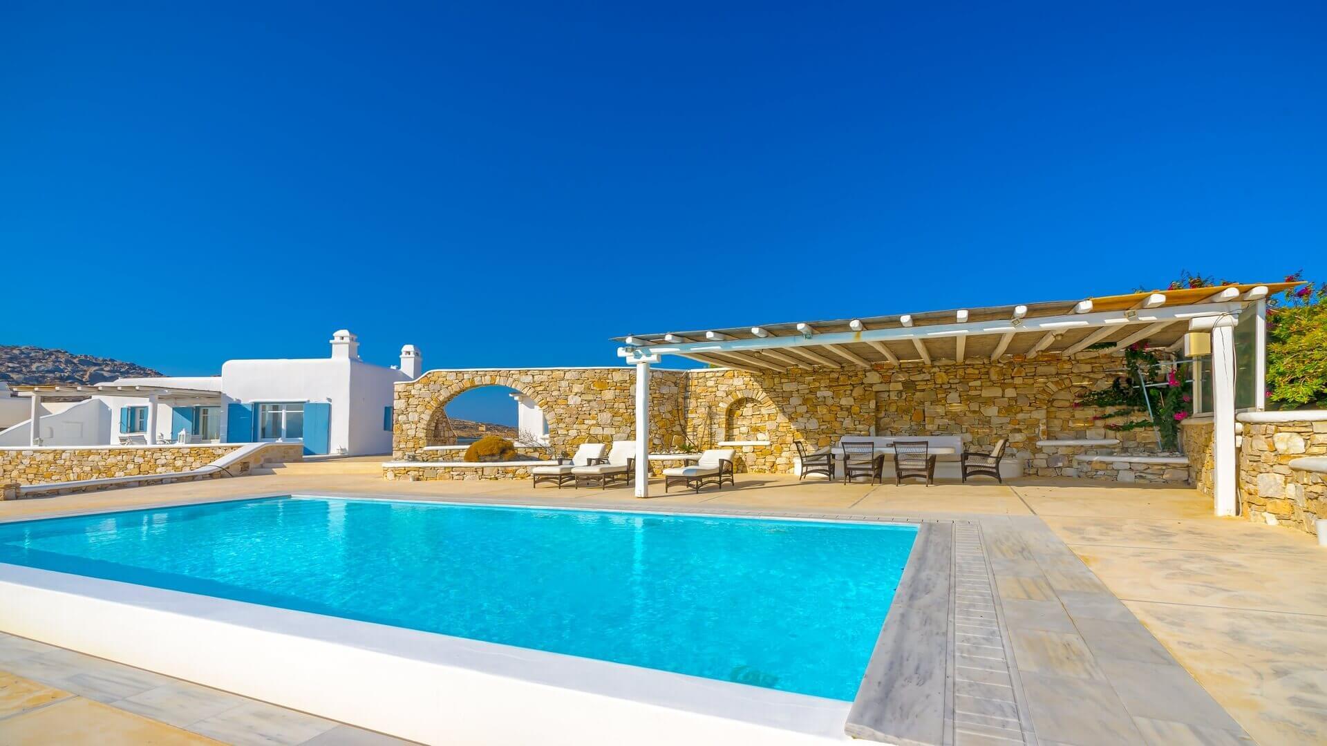 Villa Pamela Kanalia Mykonos