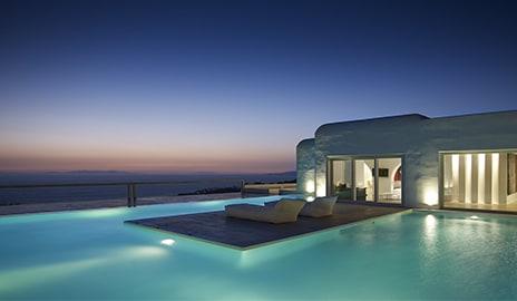 Villa Infinity Tourlos Mykonos