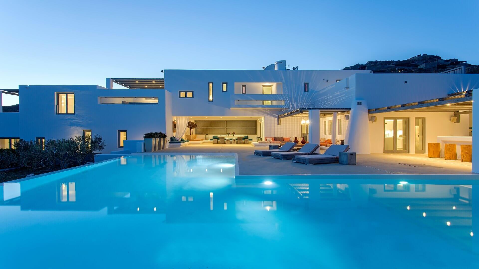 Villa Arlette Kalafatis Mykonos