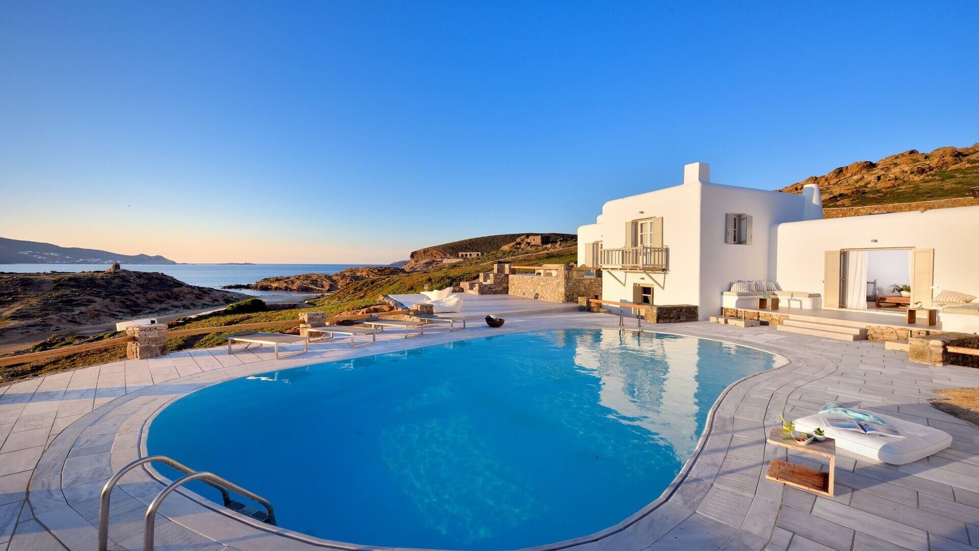 Villa Cozy Ftelia Mykonos
