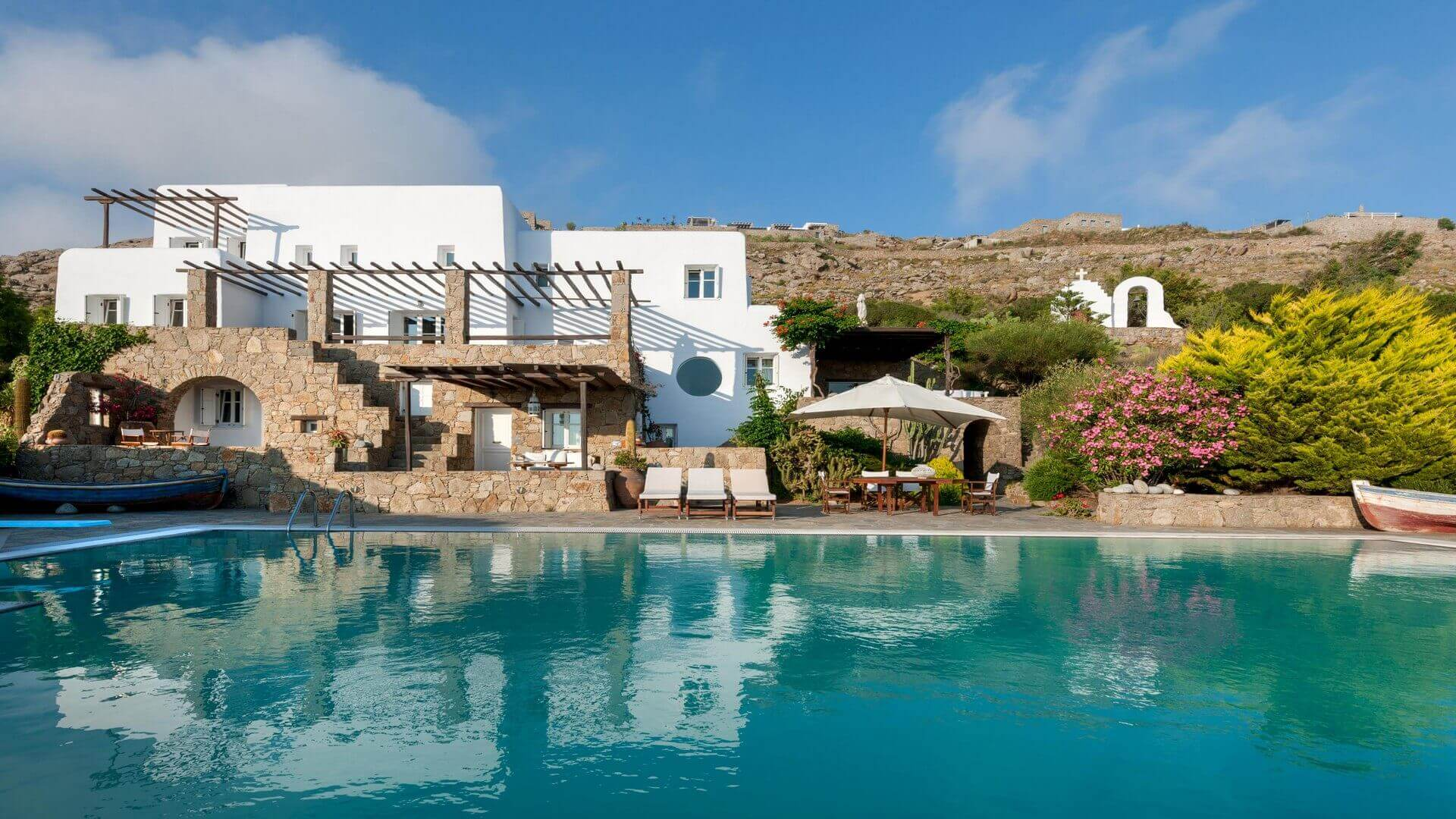 Villa Rachel Kounoupas Mykonos
