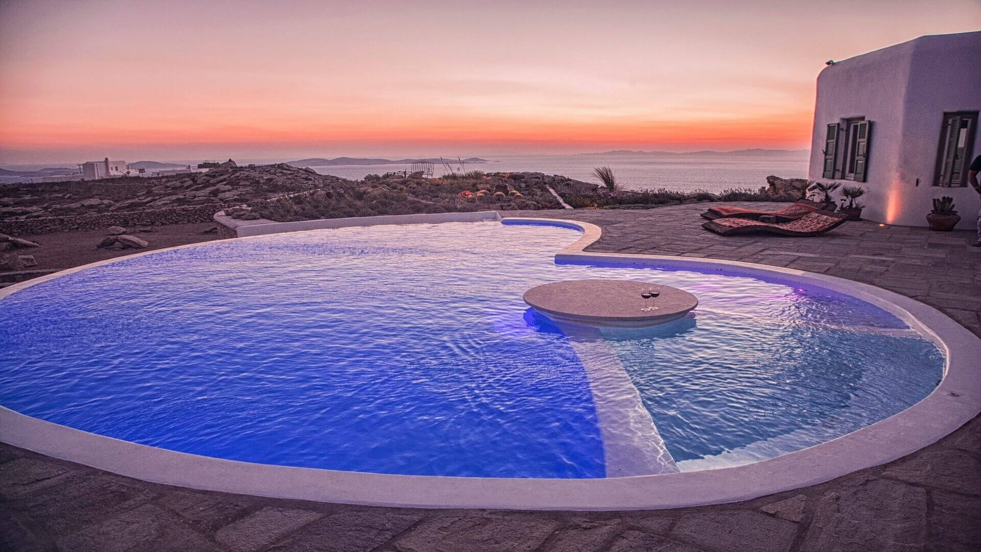 Villa Romantica Kastro Mykonos