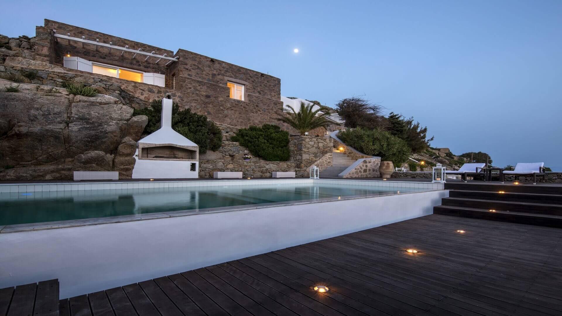 Villa Salvezza Kounoupas Mykonos