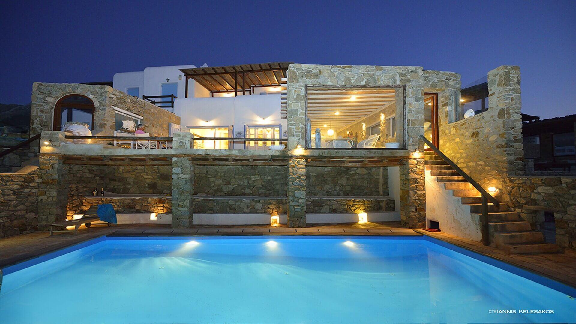 Villa Tutku Kanalia Mykonos