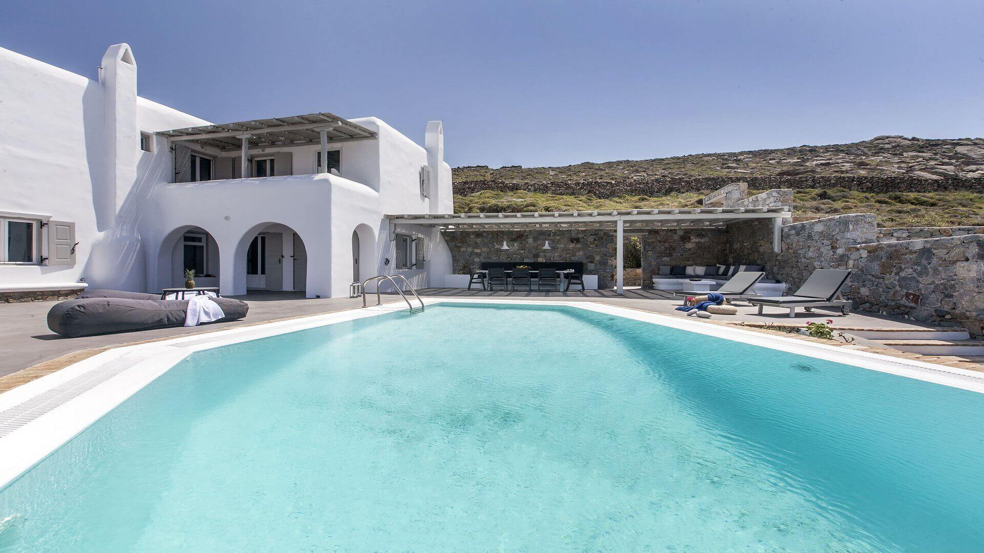 Villa Wanda II Kanalia Mykonos