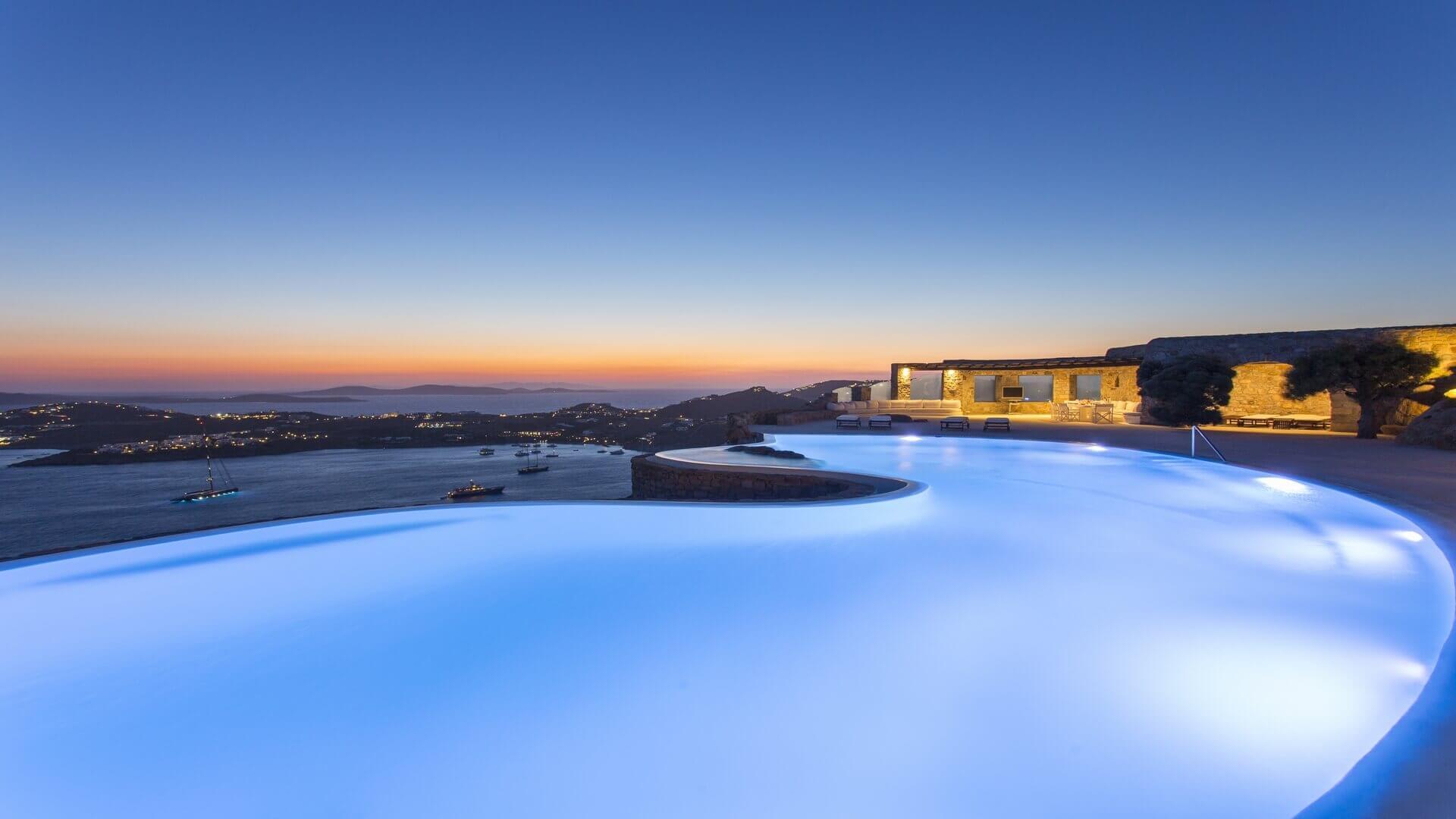 Villa Alpha Agios Lazaros Mykonos