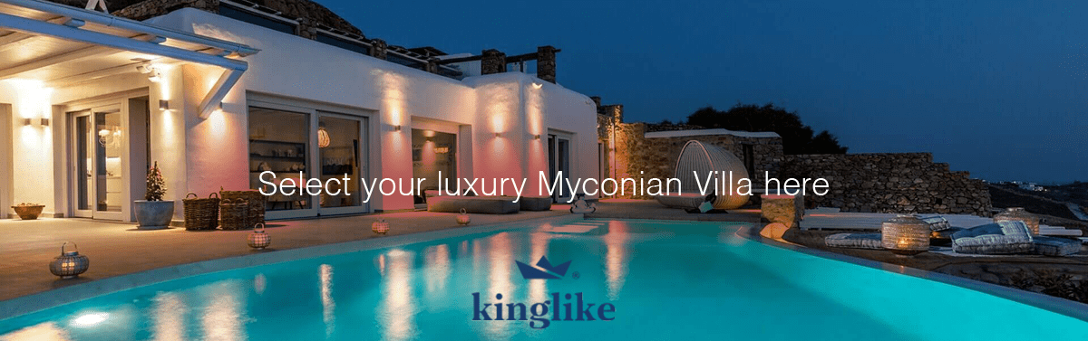 Mykonos Luxury Villas and properties to select yours