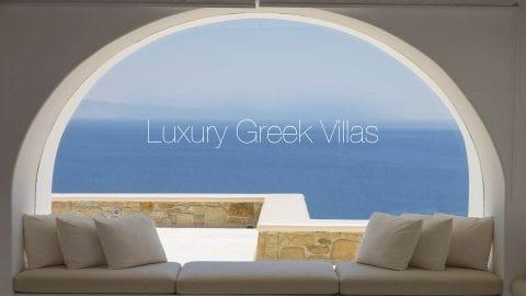 Luxury Greek Villas