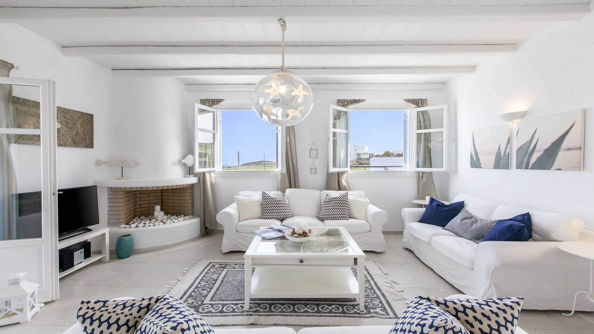 Villa Alba Kalafatis Mykonos