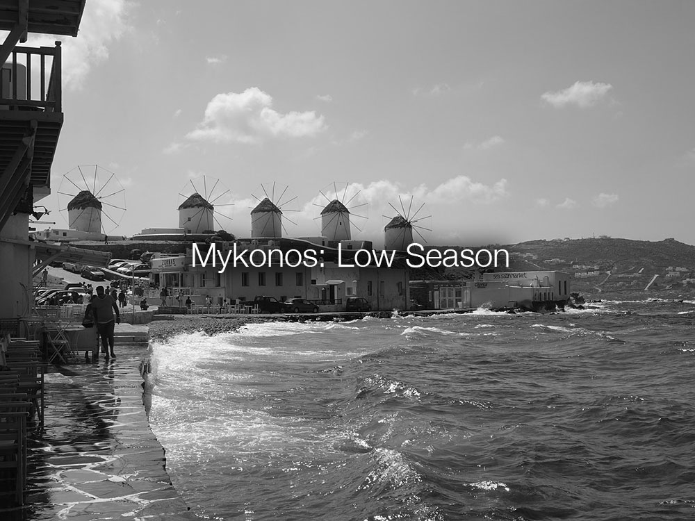 Low Season Mykonos