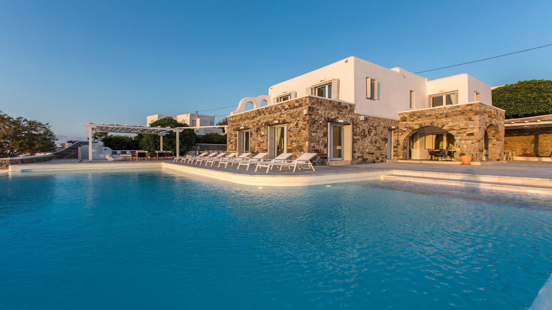 Villa Mare Aleomandra Mykonos