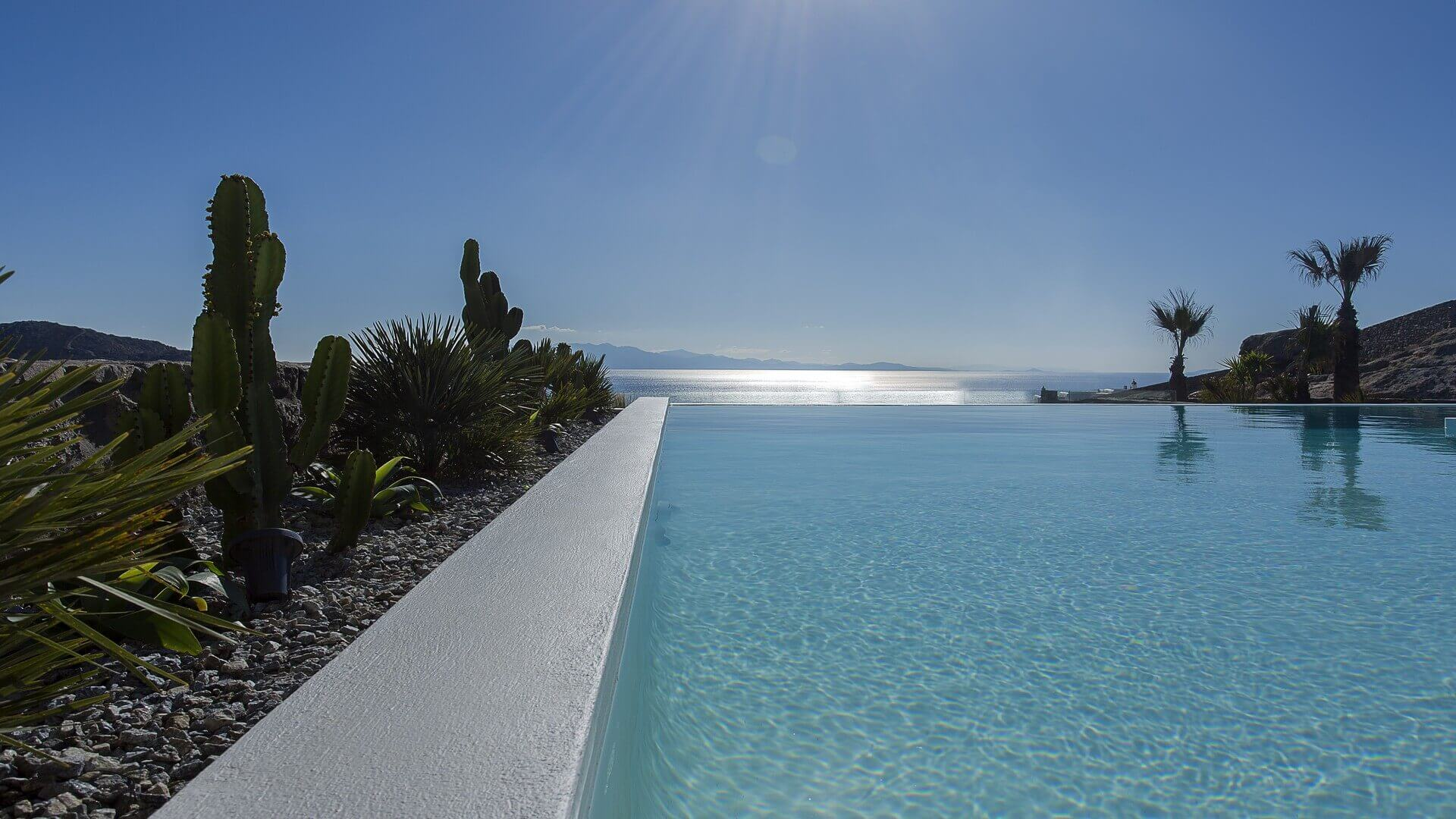 Luxury Villas in Elia Mykonos