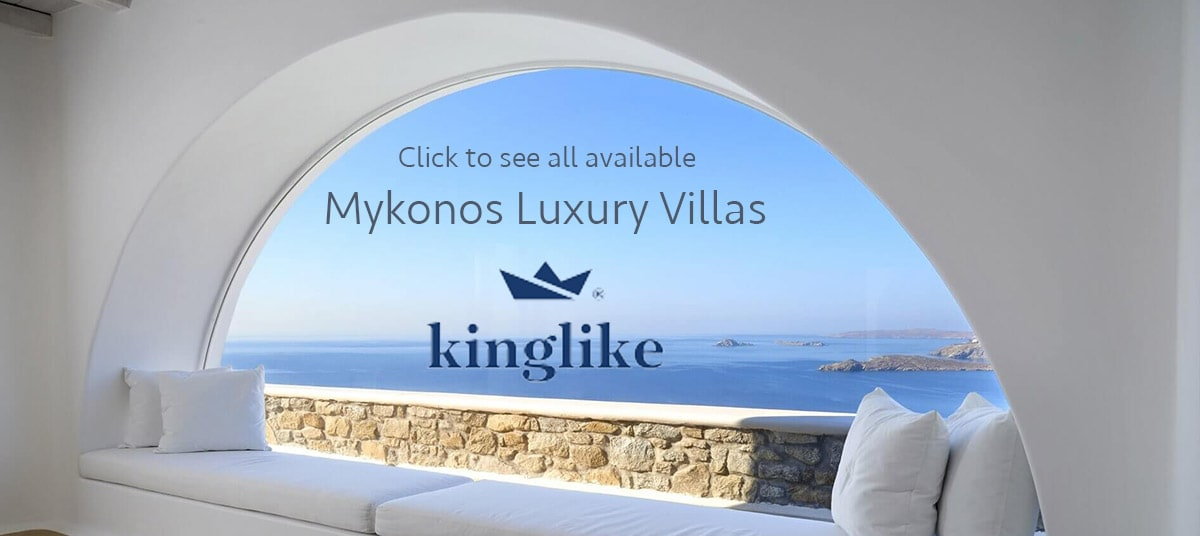 rent mykonos villas