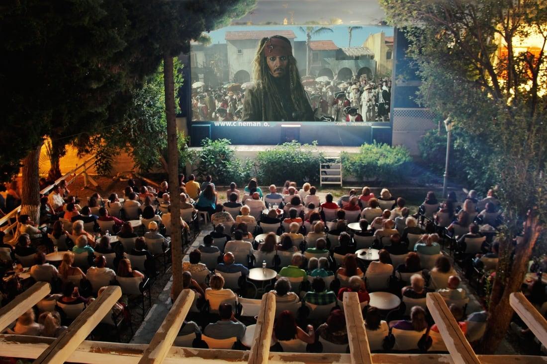 Cinemanto Cinema Big Screen