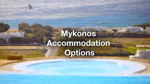 mykonos accommodation options