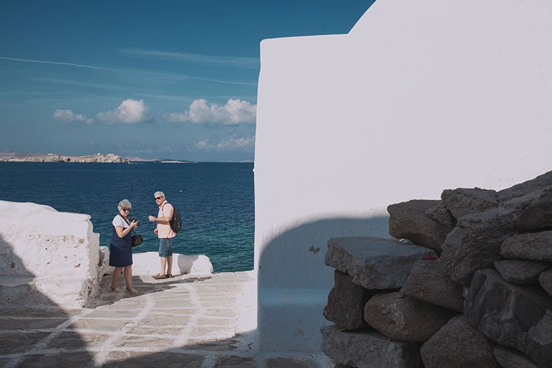 Autumn Mykonos Privacy & Sea
