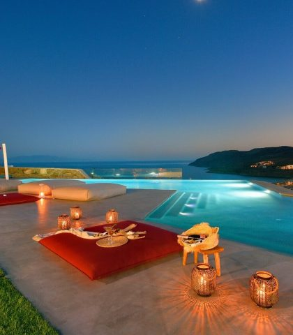 Best Mykonos Villas for Events & Parties with Ultimate Mykonos Glam