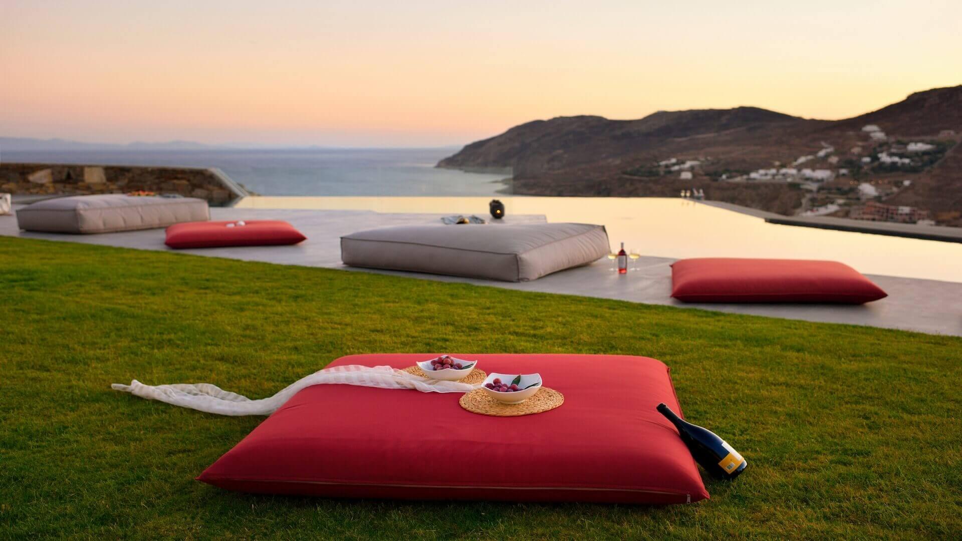 Mykonos Villas for Events & Parties