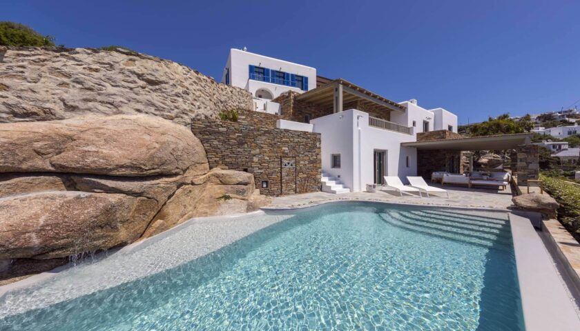 Most Delicate and Stylish Villas for Exclusive Holidays