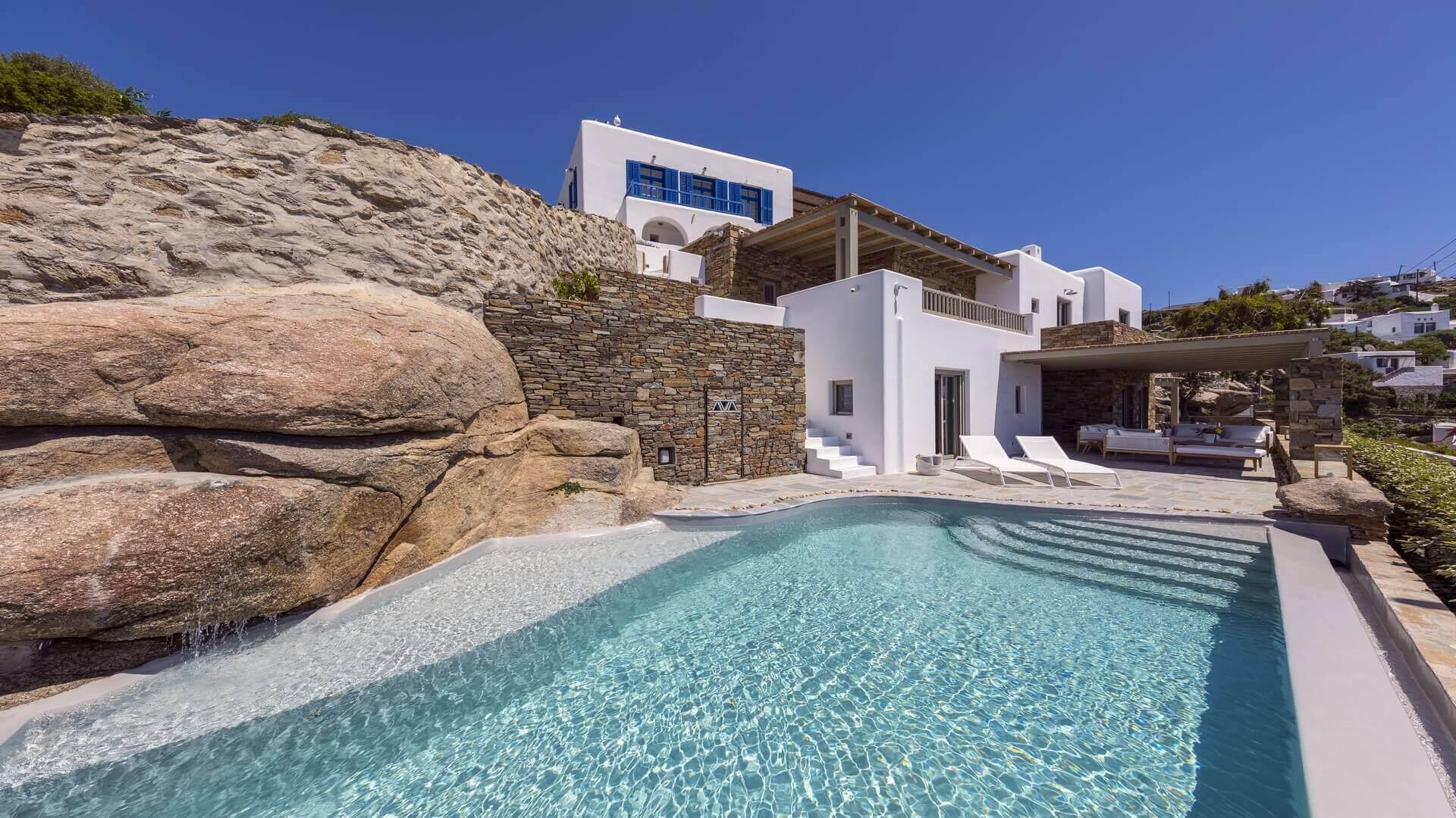 Villa Eternity Mykonos Town