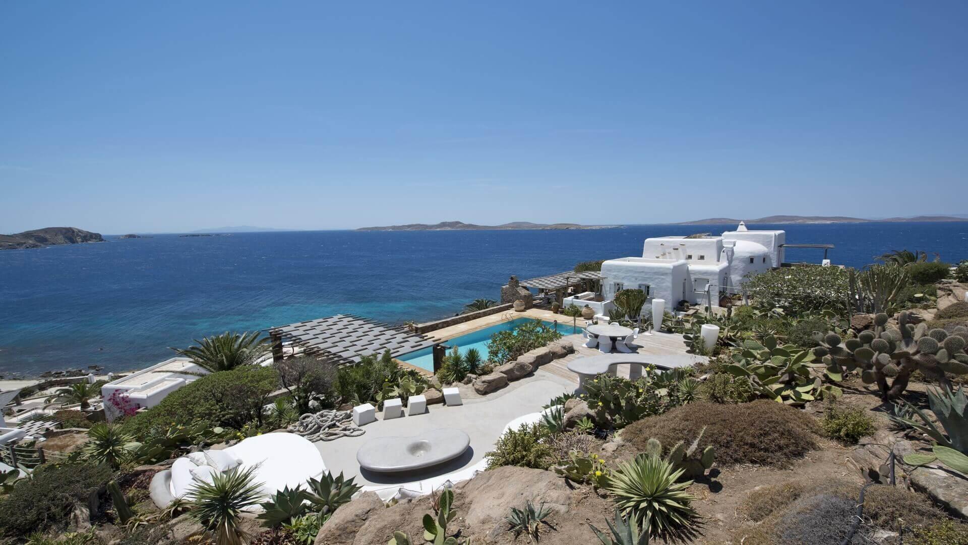 Villa Sunset Agios Ioannis Mykonos