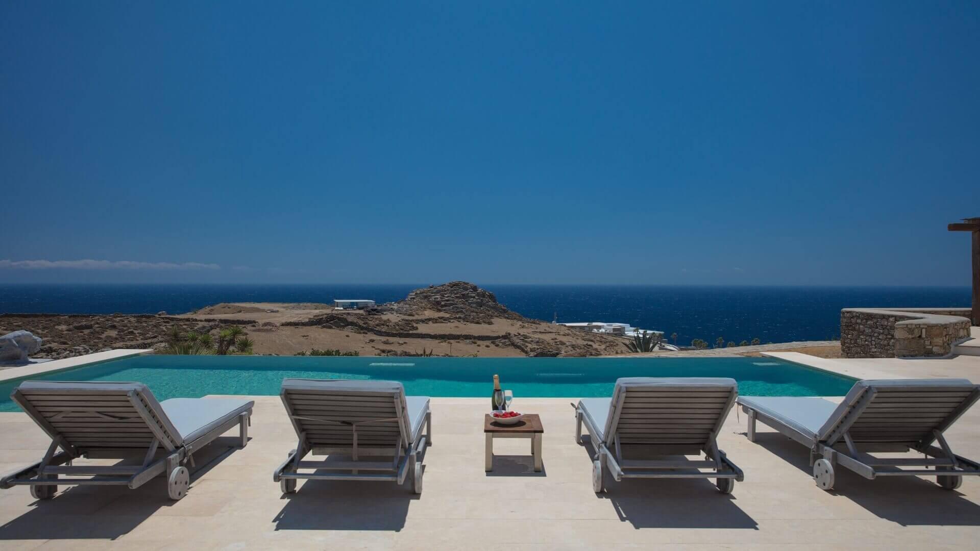 Villa Yoga Paradise Mykonos
