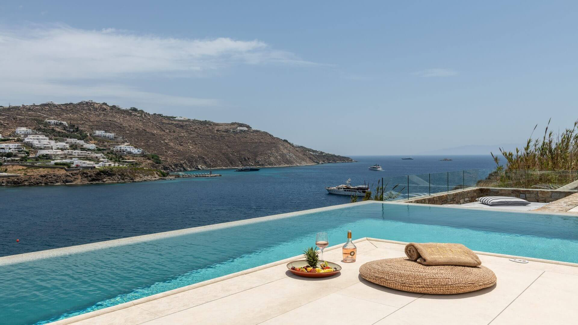 Villa Avant Garde Ornos Mykonos Kinglike