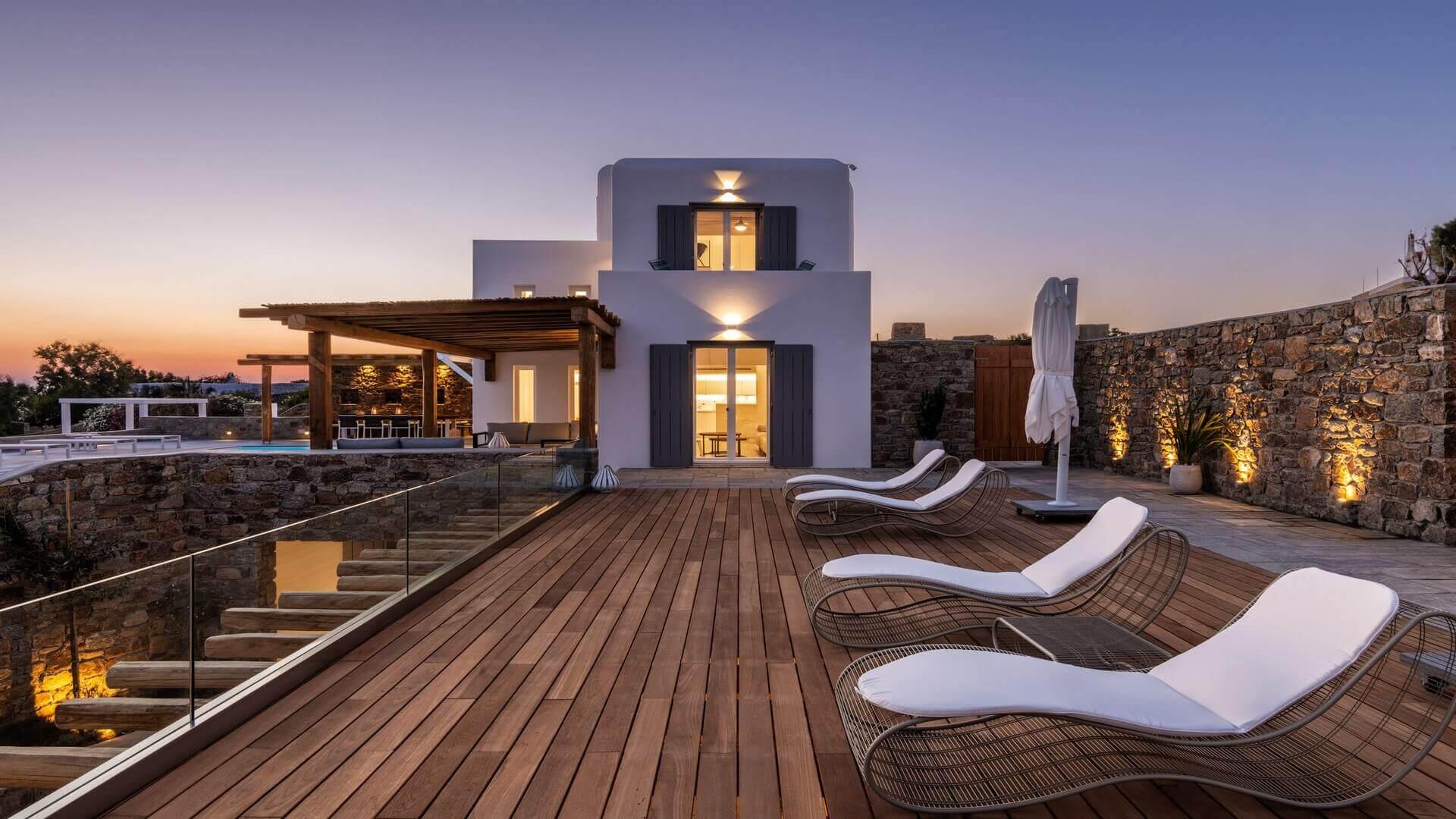Villa Brooklyn Mykonos Kinglike 2020