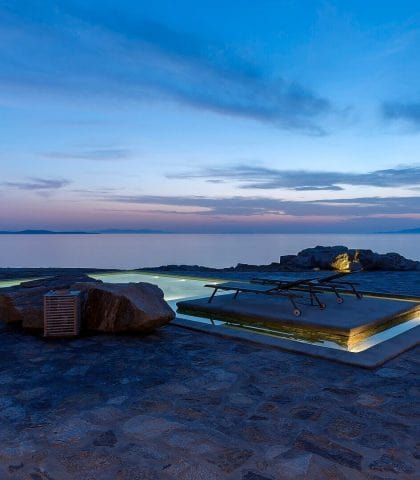 Soaking up the Mykonos allure to the fullest  – Three of the most exquisite Mykonos villas ever laid eyes upon