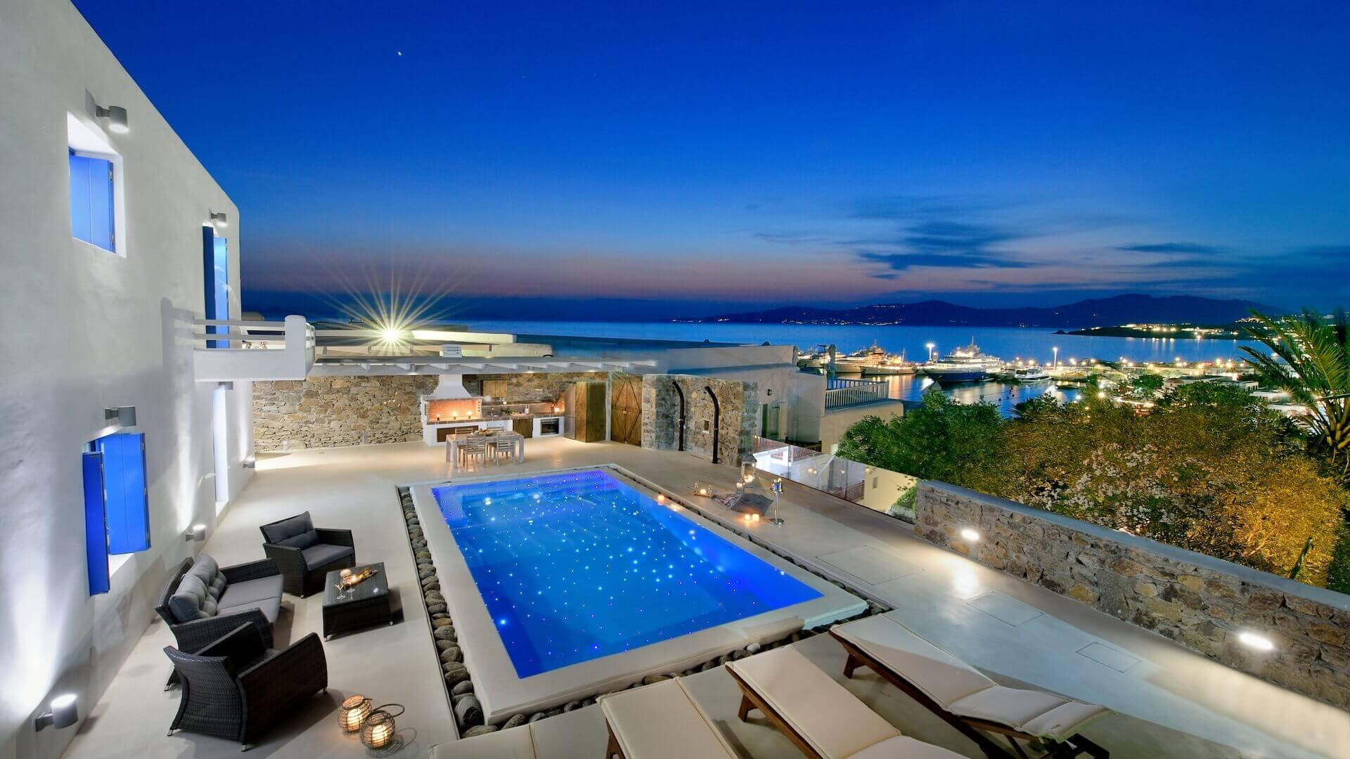 Mykonos Town Villas
