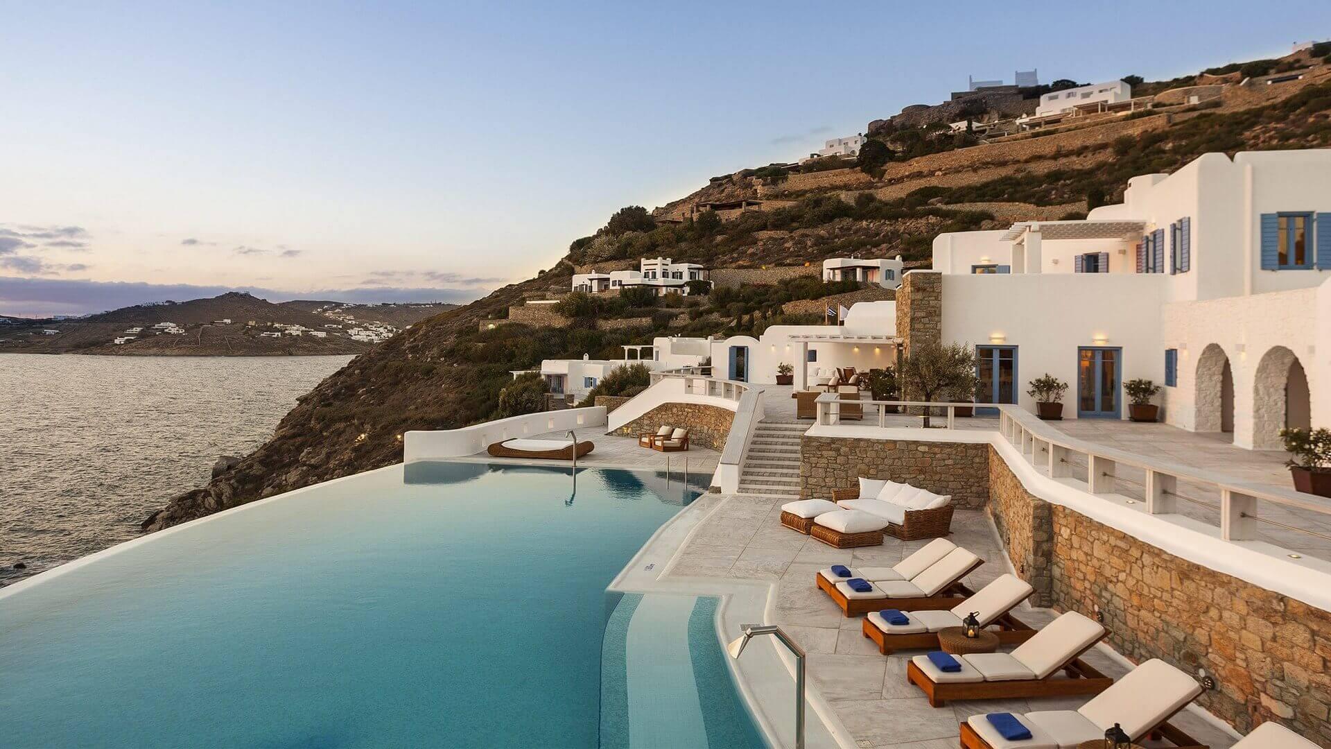 Villa Miracle Agios Lazaros Kinglike