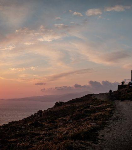 Armenistis Lighthouse (Faros Armenistis) – A Sleeping Beauty Exuding Mykonos Charm