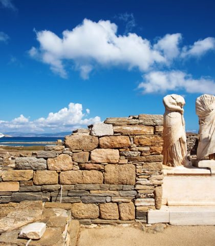 Delos – An Energetic Centre of Unparalleled Vibe & Attraction
