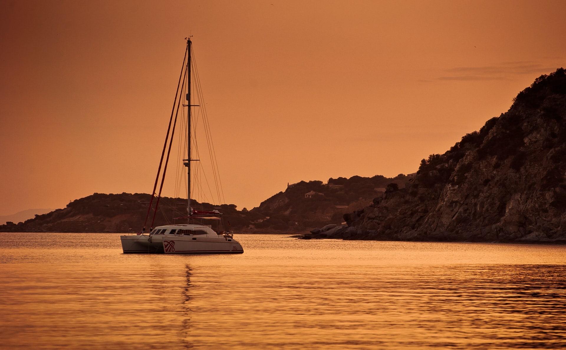 Mykonos Yacht Sunsets