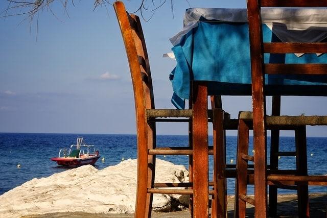 Panormos Mykonos beach