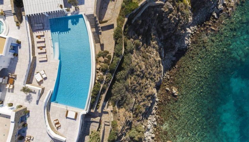 Beachfront Ultimate Luxury Mykonos Holidays