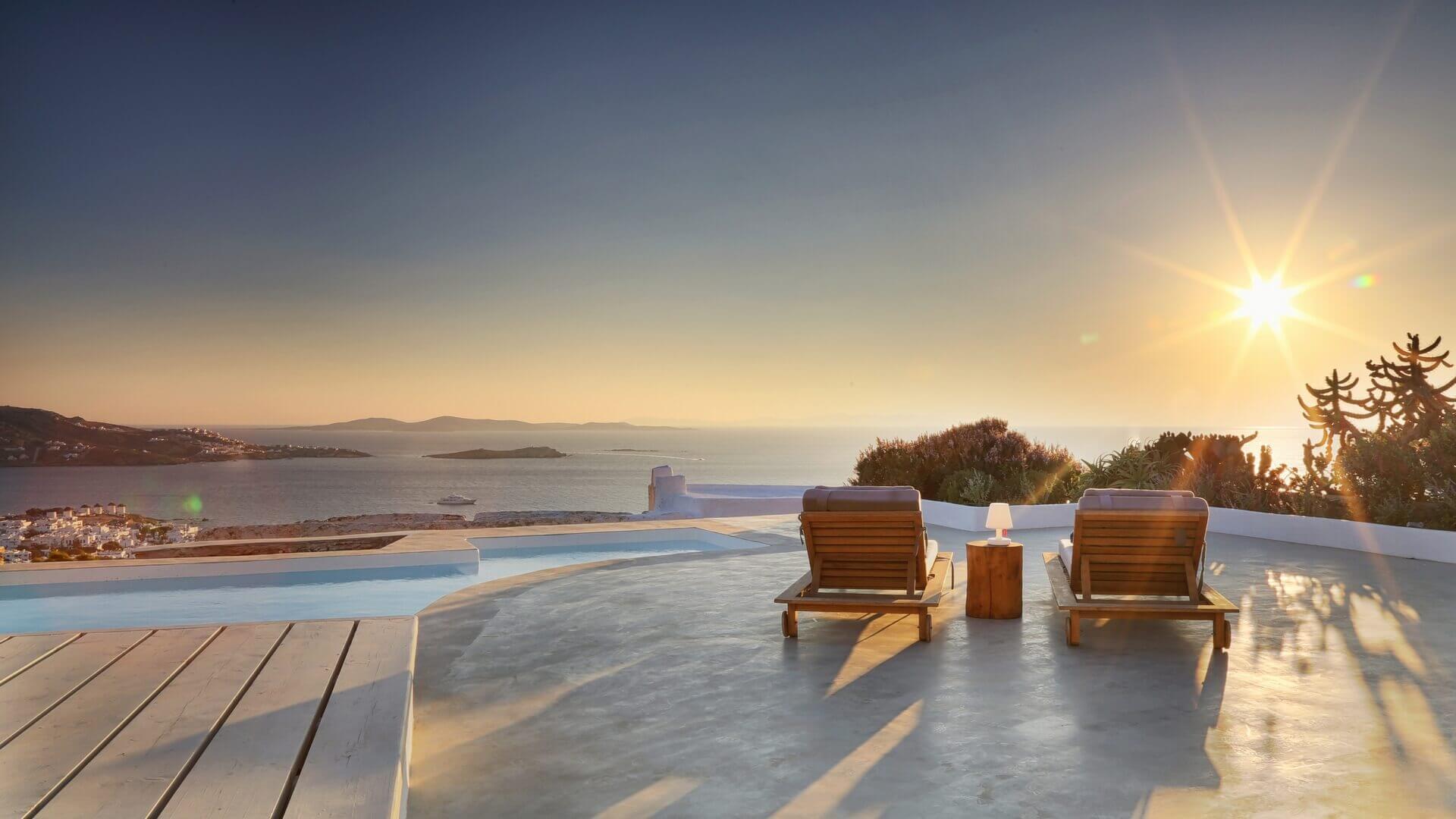3 Exclusive Mykonos Villas Epitomising Luxury