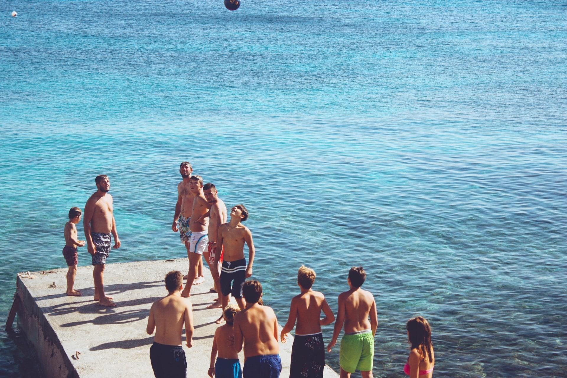 Mykonos and Kids Activities