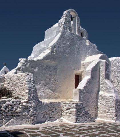 The Church of Panagia Paraportiani – An Impressive Mykonos Trademark