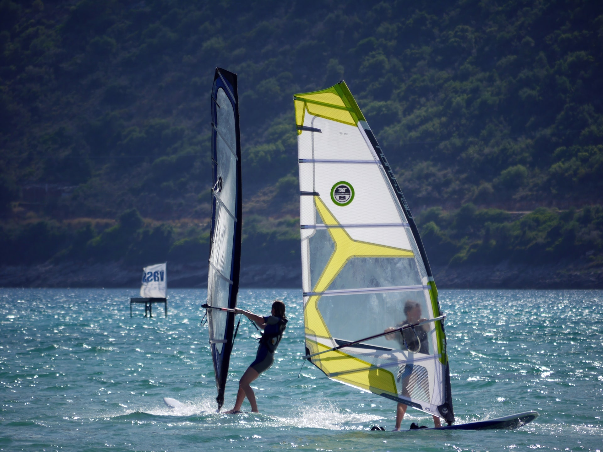 Mykonos Wind Surfing