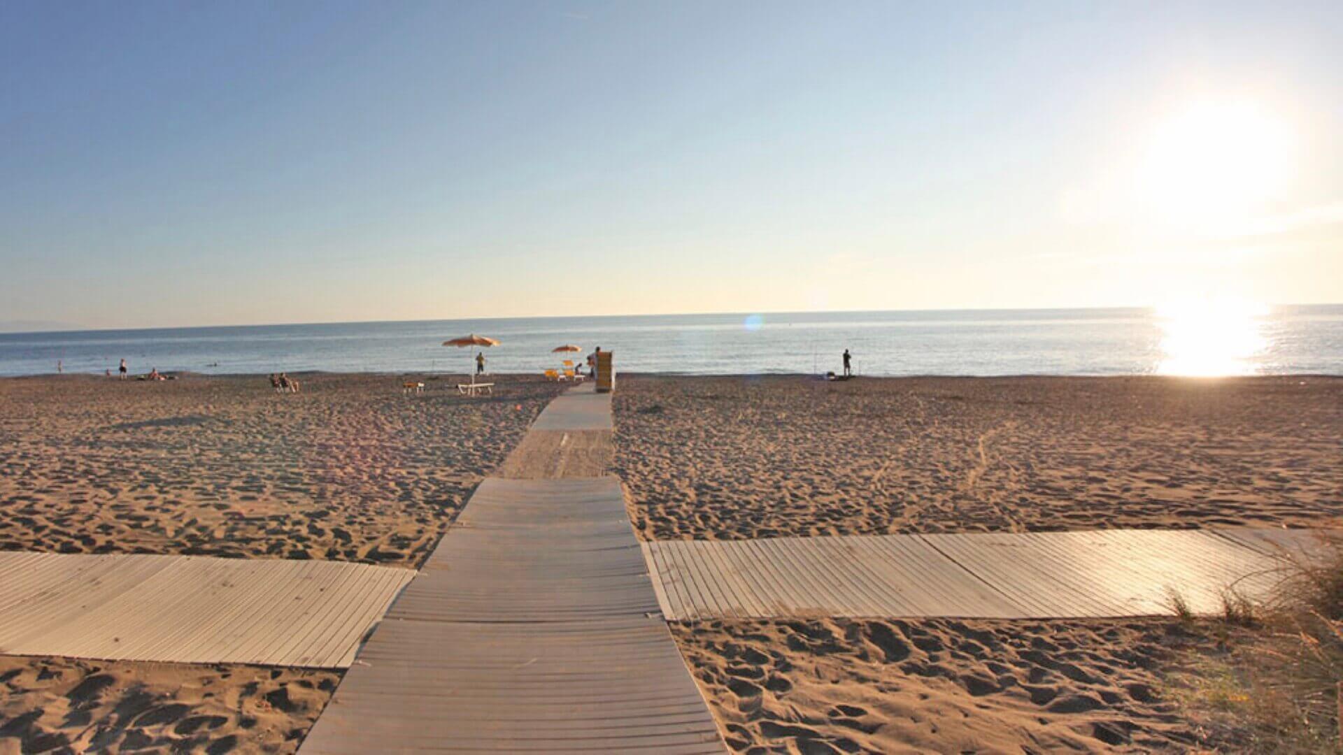 Tuscany Beaches