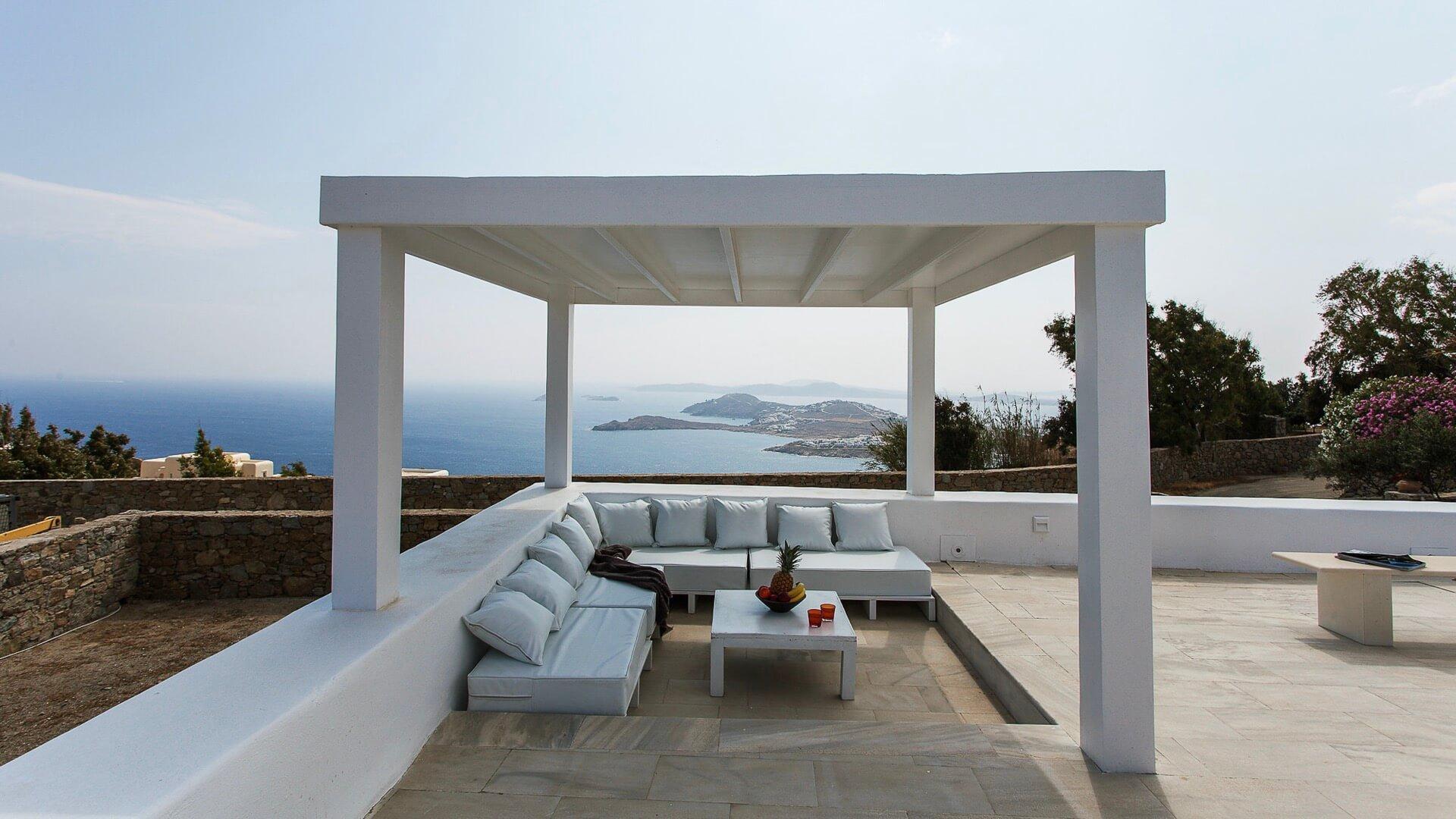 Villa Fabrizia Agios Lazaros Mykonos