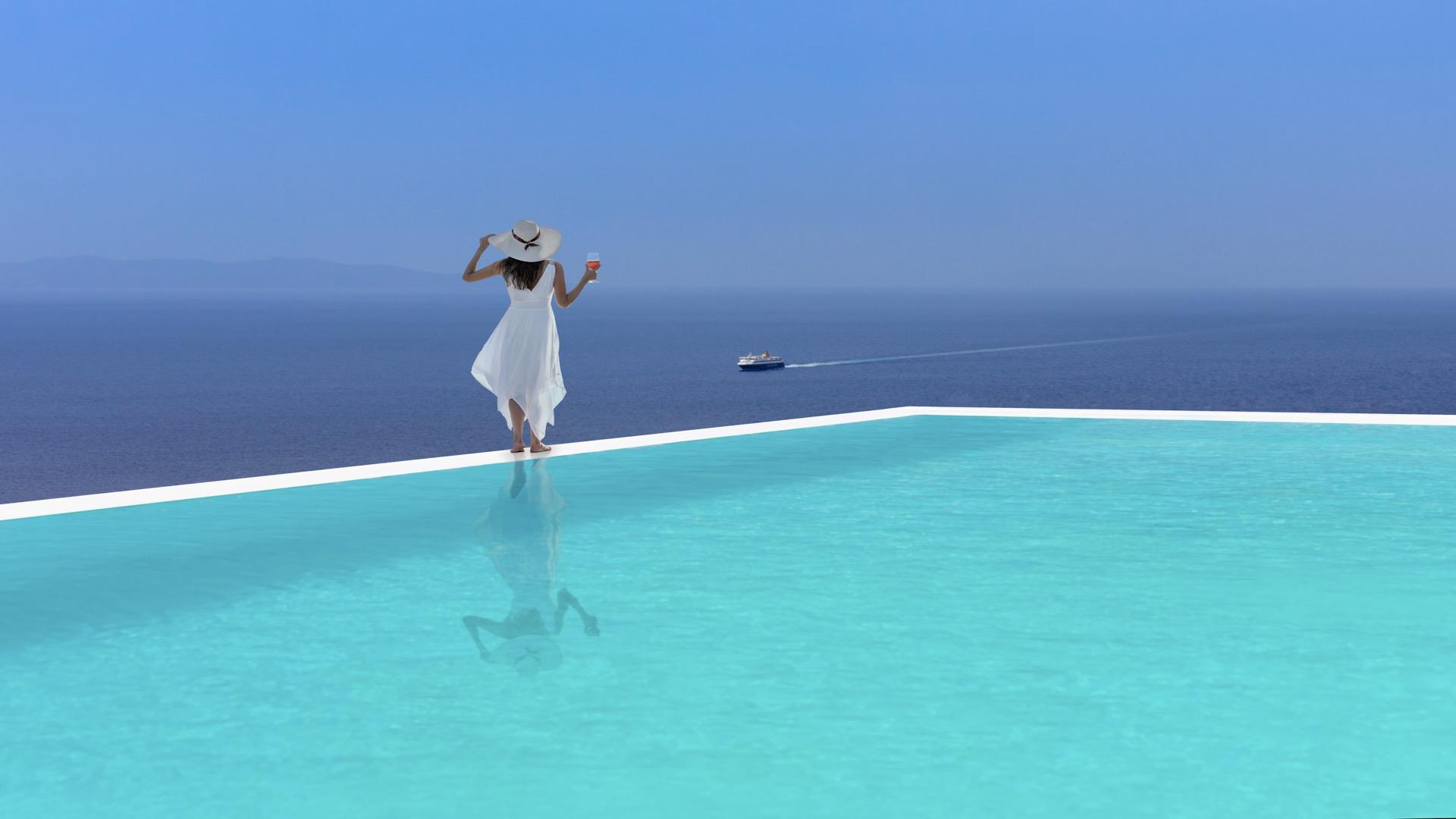 Mykonos Villas for Celebs