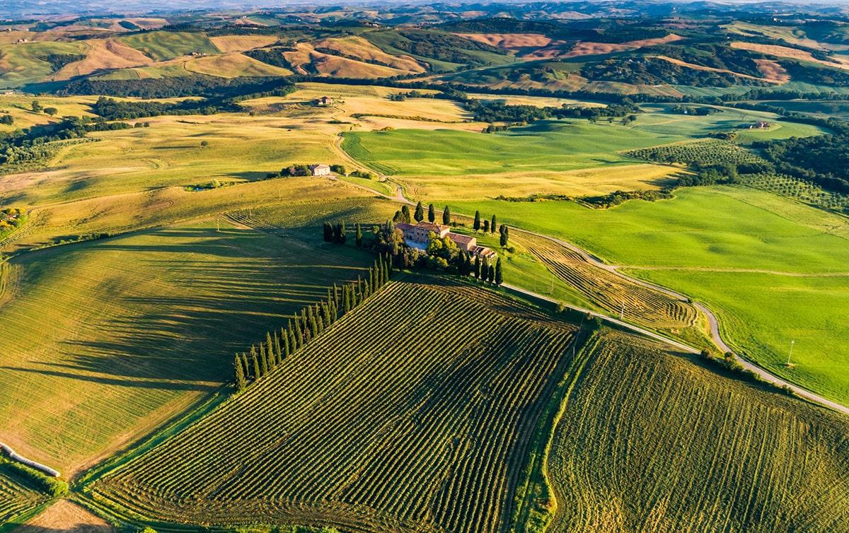 Spring Tuscany Vacation