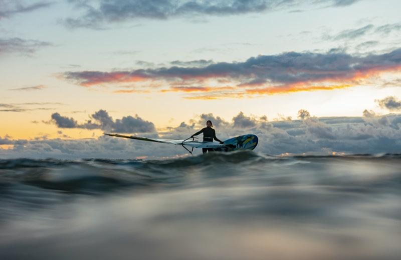 Windsurfing Ftelia Mykonos