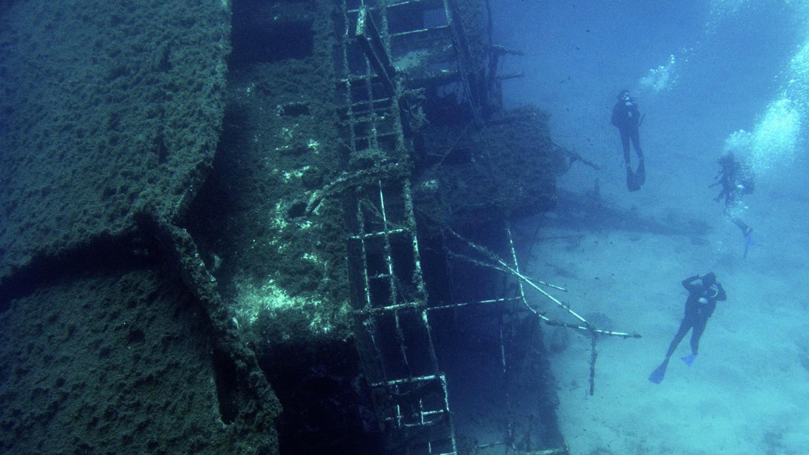 wreck-diving-mykonos