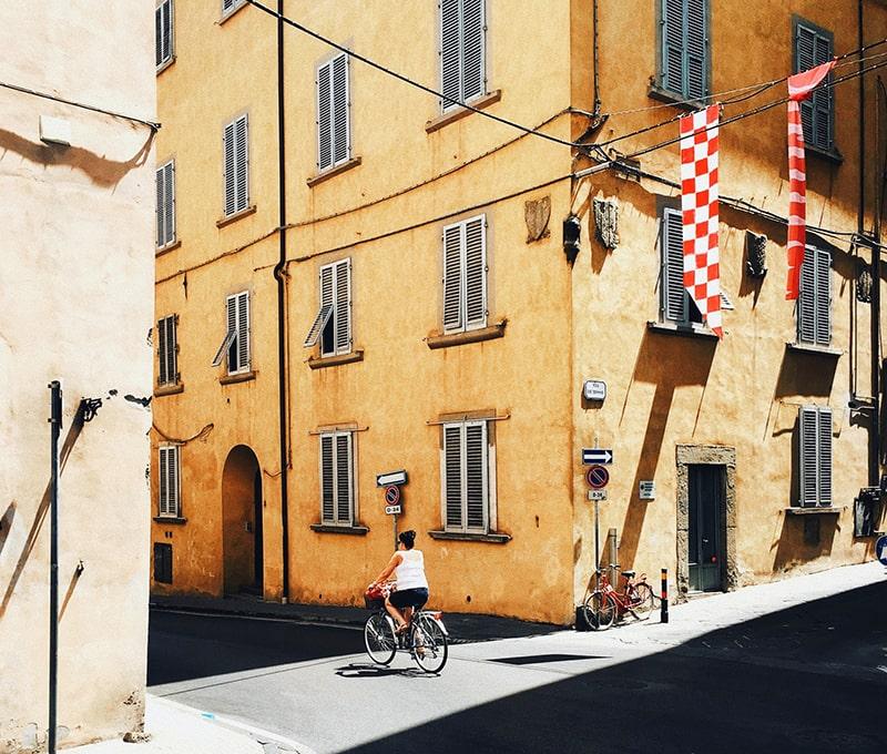 Pistoa Tuscany
