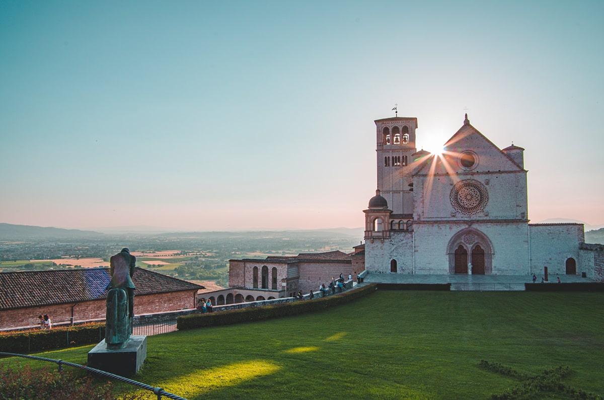Assisi Road Trip
